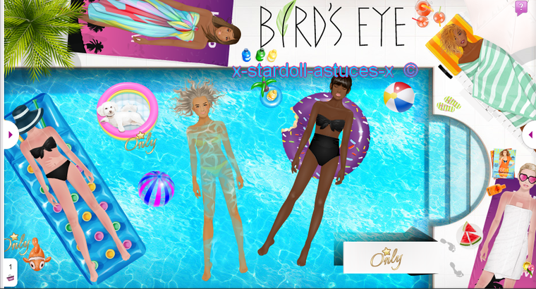 Nouveau magasin : Bird's eyes