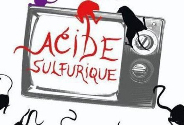 Acide Sulfurique - Nothomb