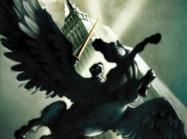 Saga Percy Jackson - Rick Riordan