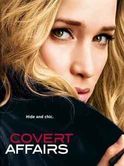 Covert Affairs.