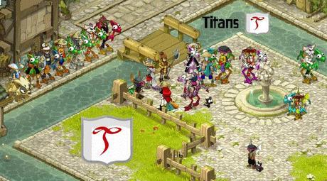 Ma guilde Titans