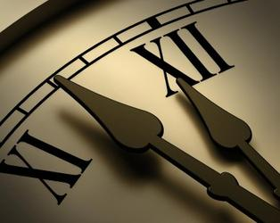 Take time...