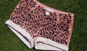 Short léopard