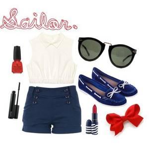 Sailor Girl