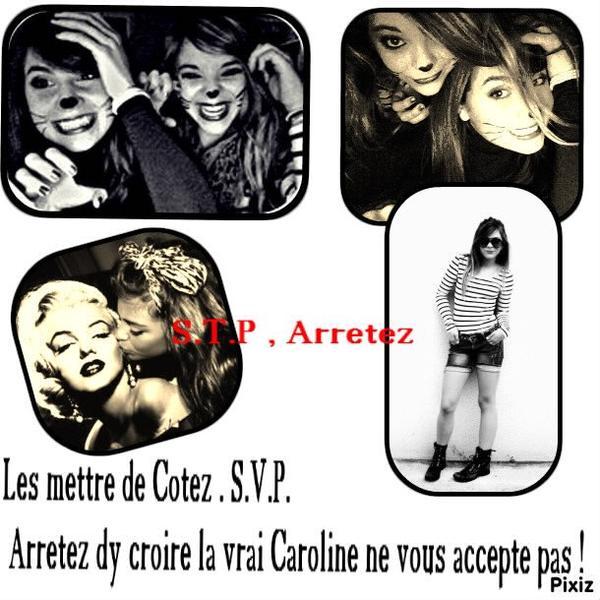 Soutien Caroline & Mia . ♥♥