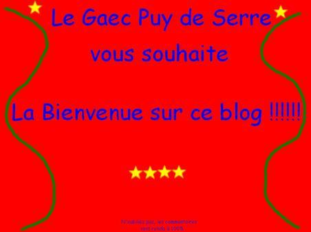 Gaec Puy de Serre