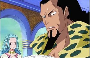 Commu-Manga Nefertari Vivi et Shirahoshi parti 1