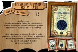 Les secrets de l'immortel Nicolas Flamel T6