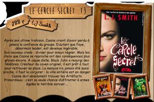 Le Cercle Secret T3