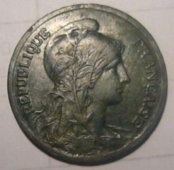 10 centimes Daniel-Dupuis - 1916
