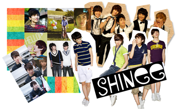 < SHINee >