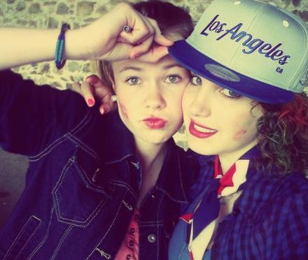 Mathilde, ma moitié! ♥