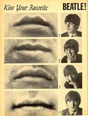 Embrassez Votre Beatle Préféré!
