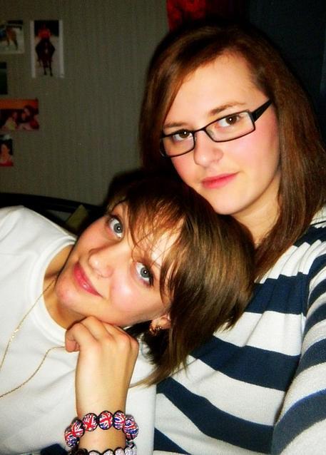 Mélanie & Chloé..<3