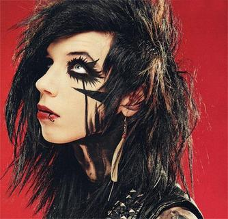 """I think if someone dumb enough to look at us, and not understad that we're playing music, then, What are they doing anyways, To me its like we're not here to please the ignorent"" - Andy Biersack"