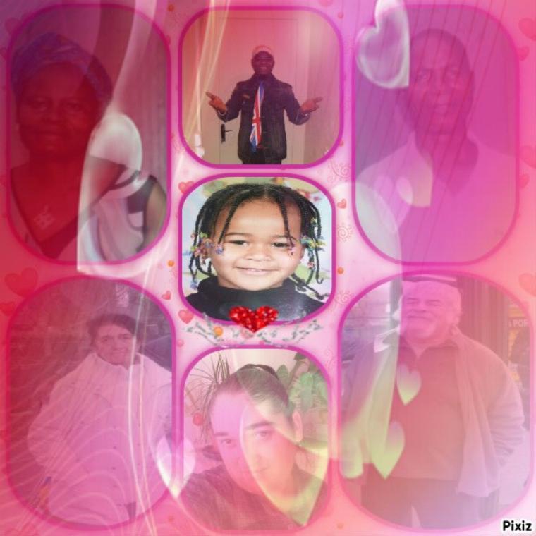 moi ma fille ma mère mon père mon beau père ma belle mère et le père de ma fille