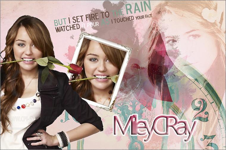 Miley SUIS TOUTE L'ACTUALITE DE MILEY CYRUS SUR : WWW.MILEYCYRAY.SKYROCK.COM. Miley