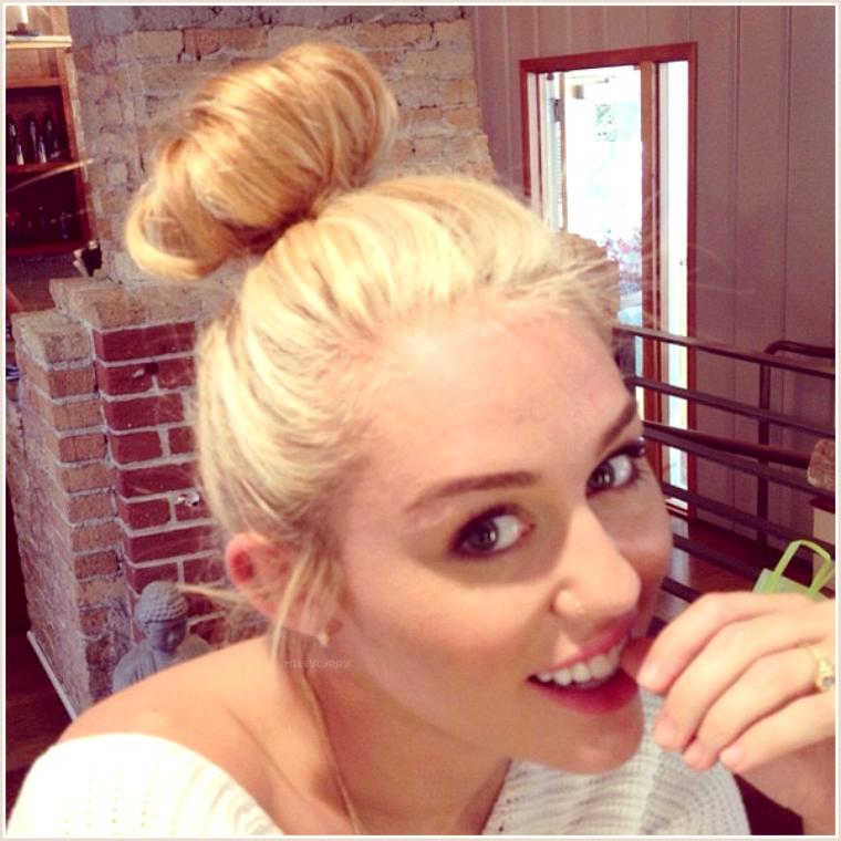 Découvrez le photoshoot de Miley pour le magazine Marie Claire !