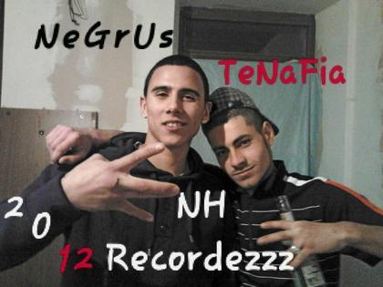 Tenafia Feat Negrus -Le Monde D'Aujourd'hui (By Nh Recordez 2012) (2012)