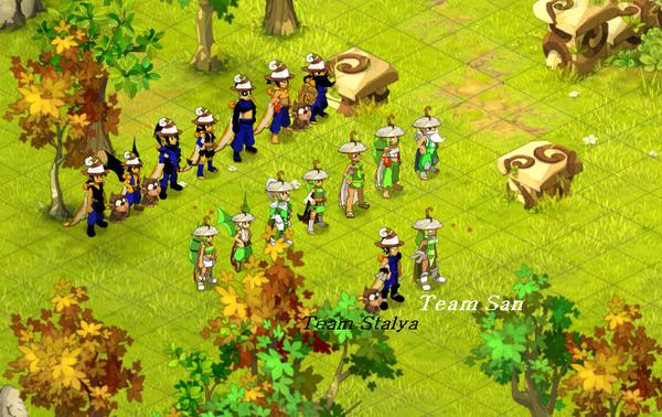 Team Stalya & Team San