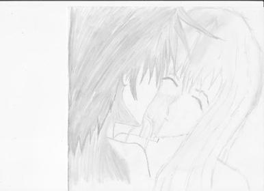 Toujours passion et amour dans chaque dessin..