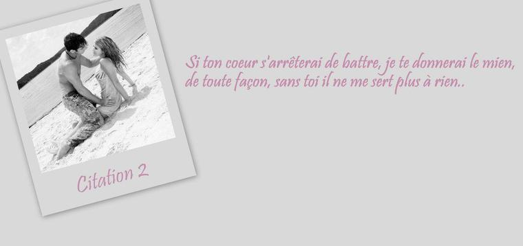 L'amour ....