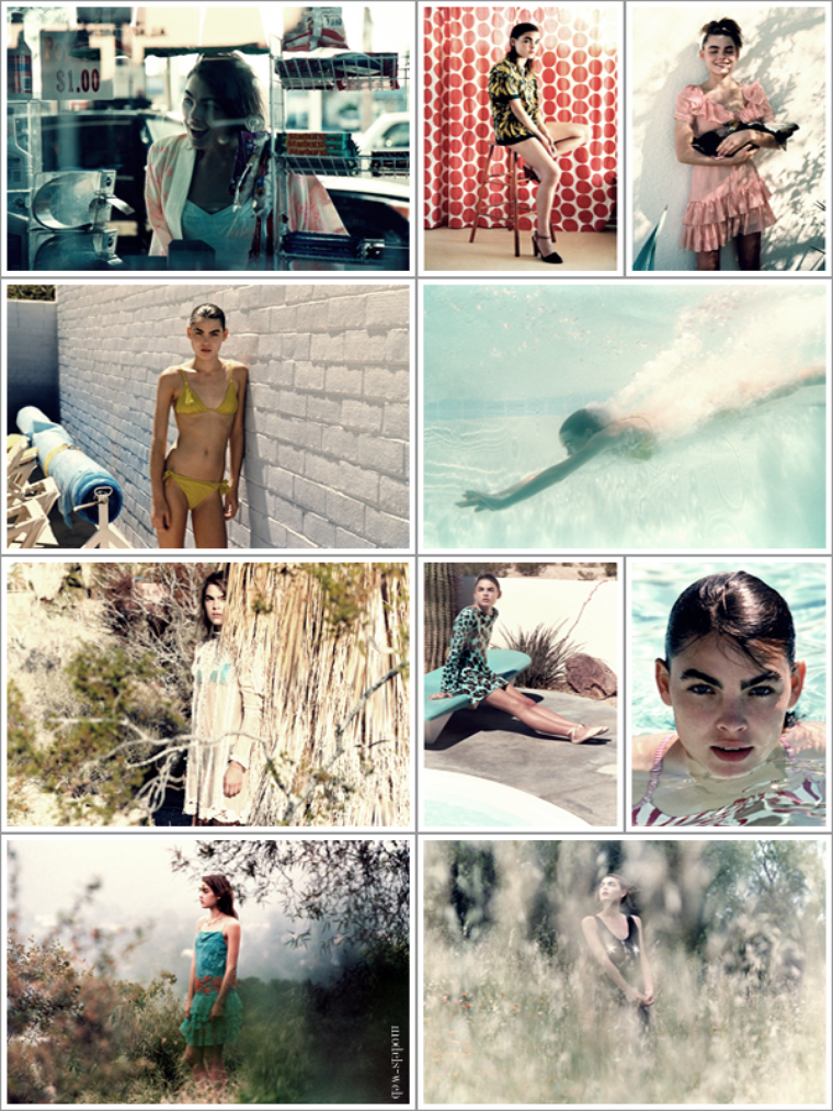 Lily Donaldson | Muse #26 Summer 2011