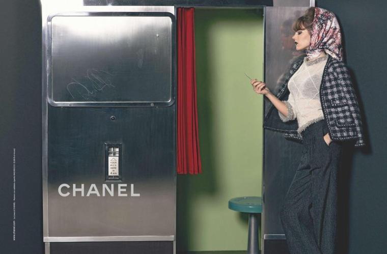 Freja Beha Erichsen | Chanel F/W 2011-2012