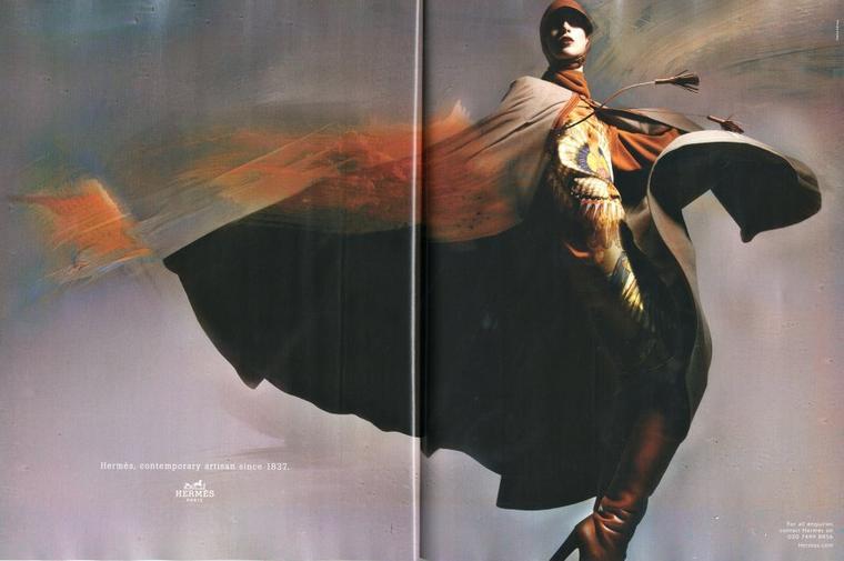 Alana Zimmer   Hermès F/W 2011-2012