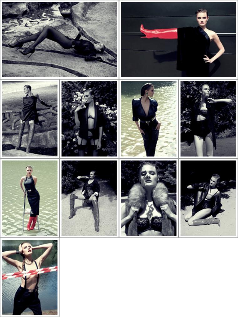 Samantha Gradoville | Numéro #125 Août 2011