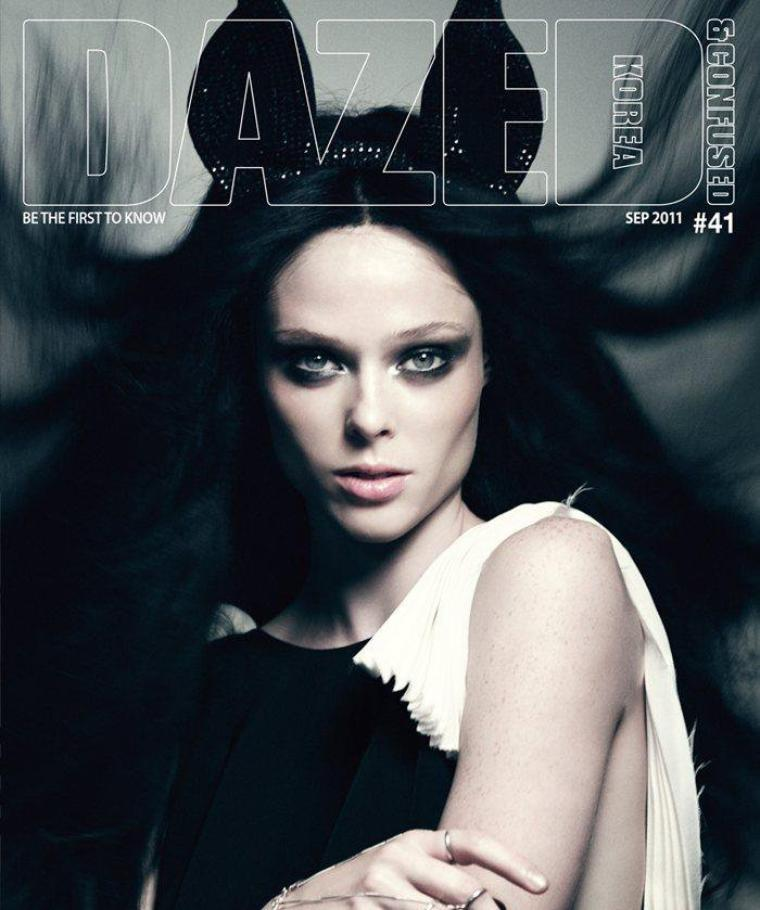 Coco Rocha | Dazed and Confused Corée Septembre 2011