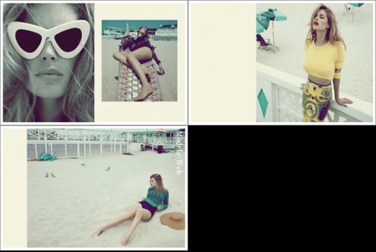 Toni Garrn & Doutzen Kroes | Muse #27