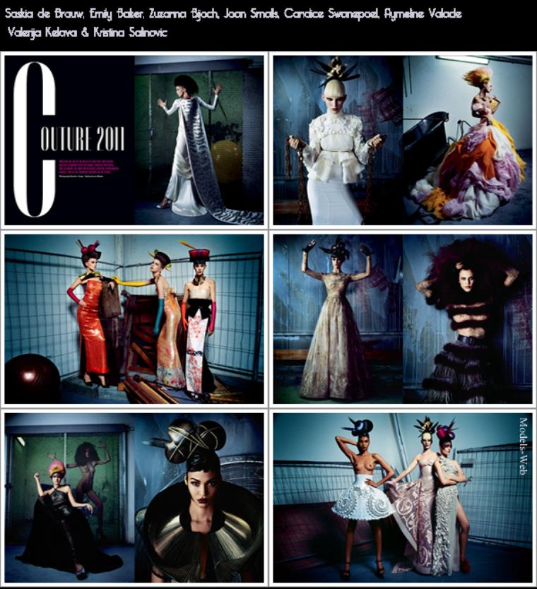 V Magazine F/W 2011-2012
