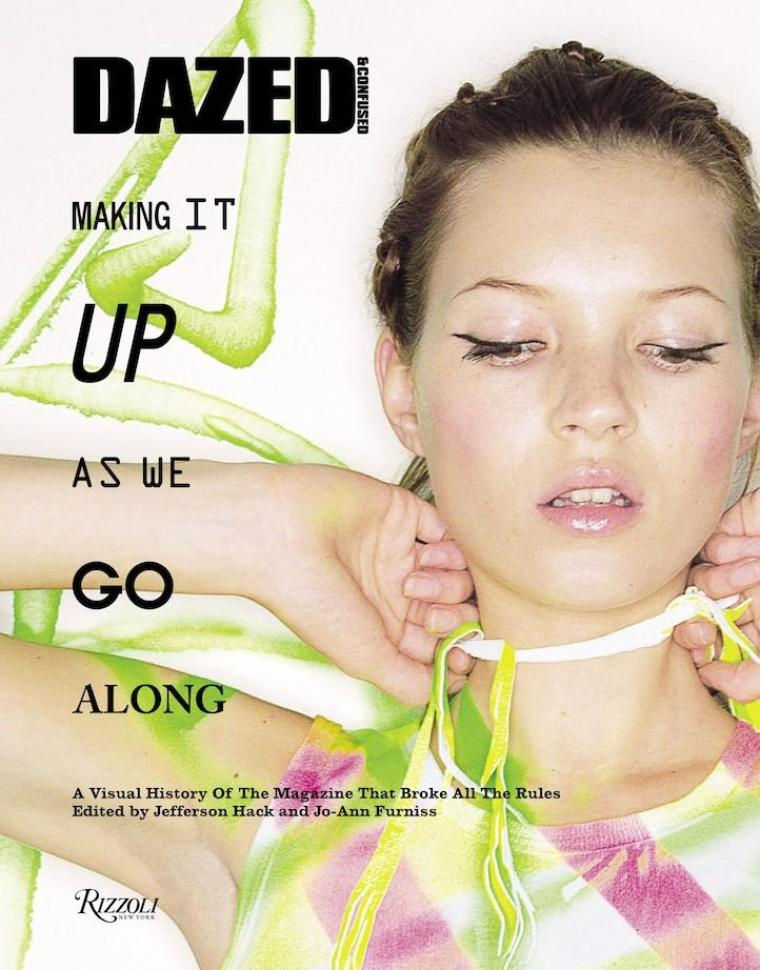Kate Moss - Dazed & Confused
