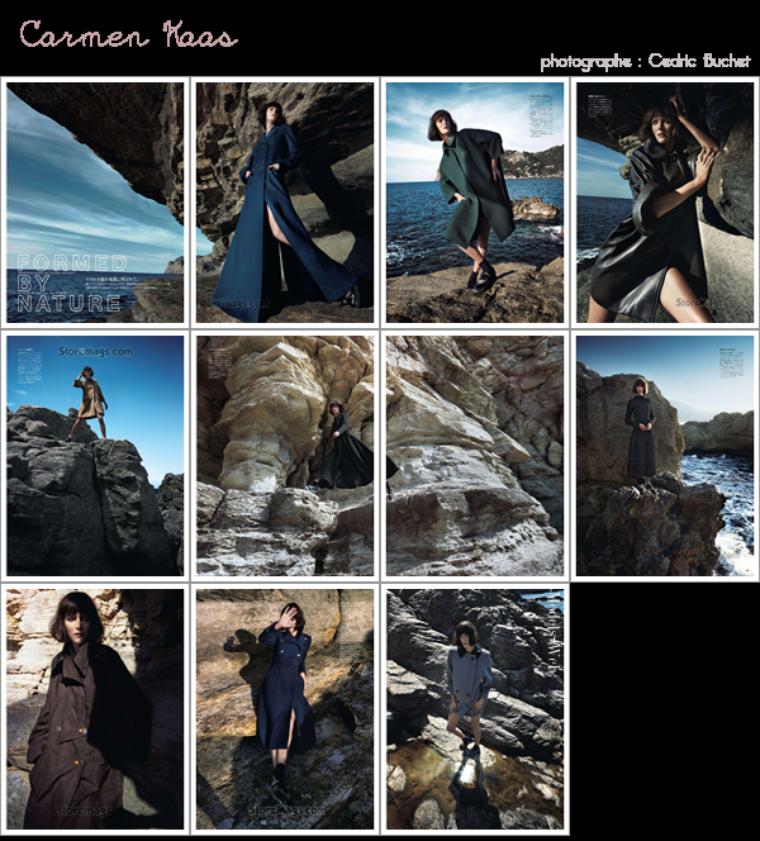 Maryna Vogue Japon