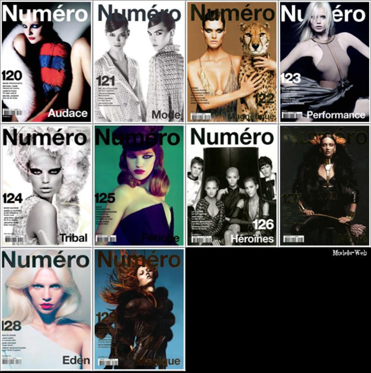 Couvertures Numéro 2011