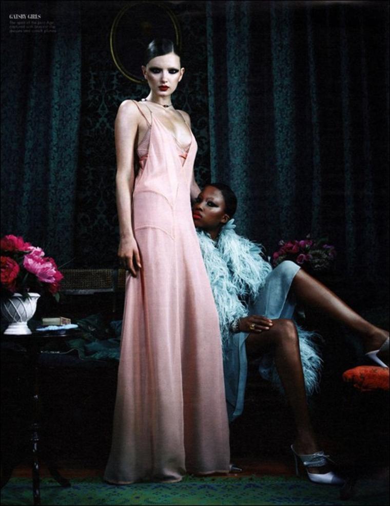 W Magazine Janvier 2012