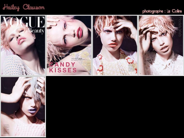 Vogue Japon Février 2012 : Saskia de Brauw