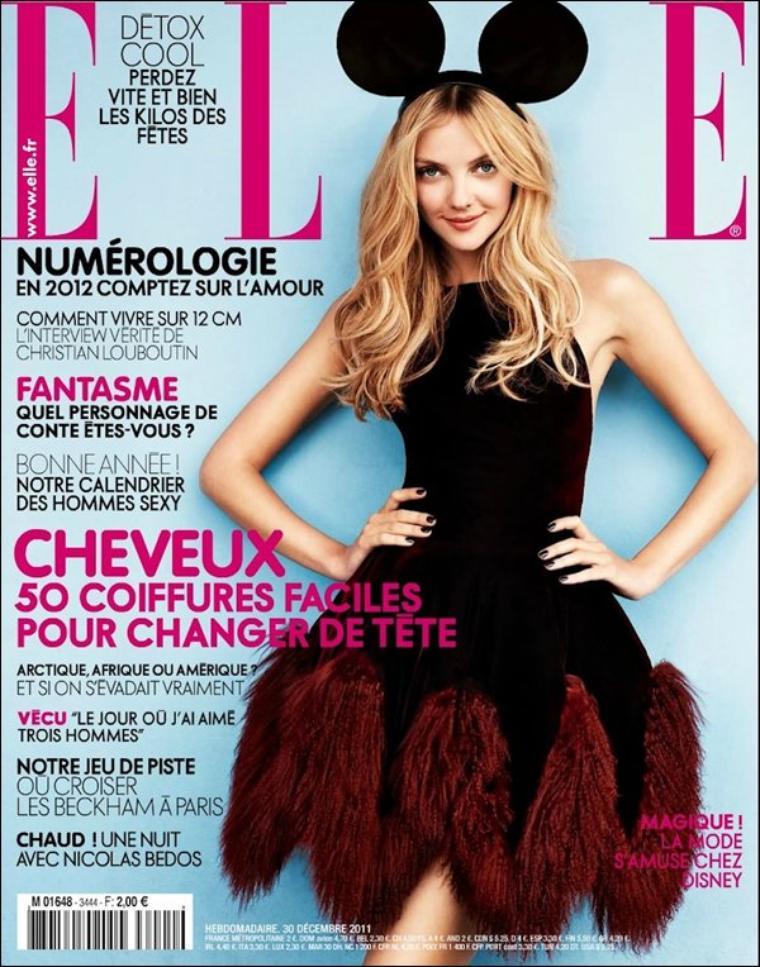 Elle France 30 Décembre 2011