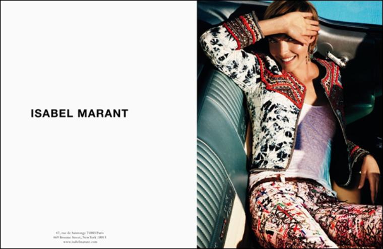 Isabel Marant S/S 2012