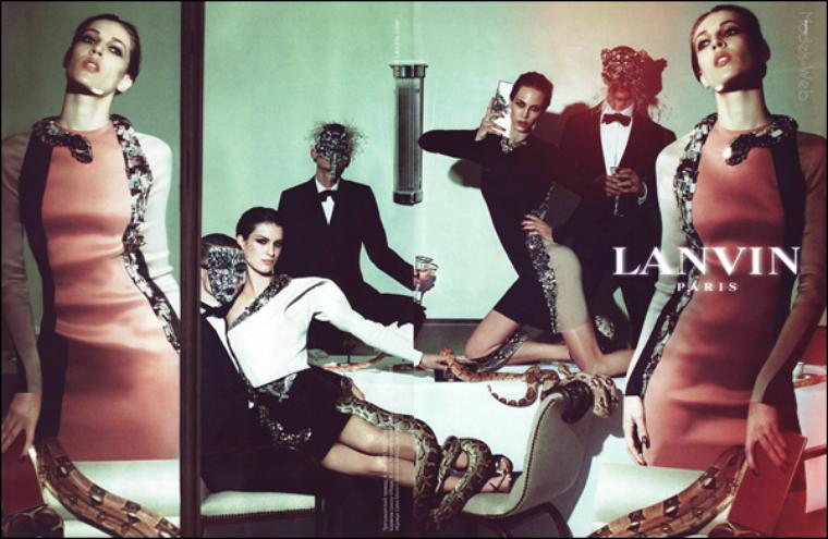 Lanvin S/S 2012