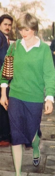 Lady Diana Spencer - 19 Novembre 1980