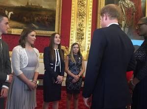 Prince William et Prince Harry - Diana Awards , le 18 Mai 2017