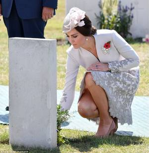 William & Catherine - Belgium , le 31 juillet 2017 _ Suite