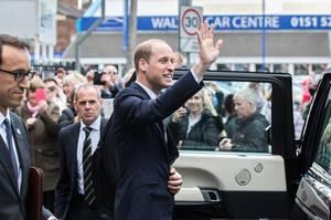 Prince William , le 14 Septembre 2017 _ Suite