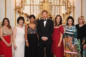 Prince Harry - 100 Women in Finance Gala Dinner , le 11 Octobre 2017 _ Suite