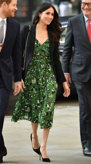 Prince Harry & Miss Meghan Markle -Reception the forthcoming Sydeny Invictus Games2018 ,le 21 Avril 2018 _ Suite