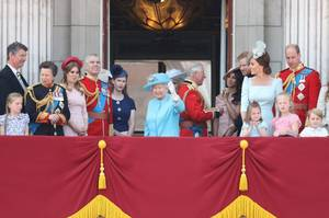 Trooping The Colour , le 09 Juin 2018 _ Suite