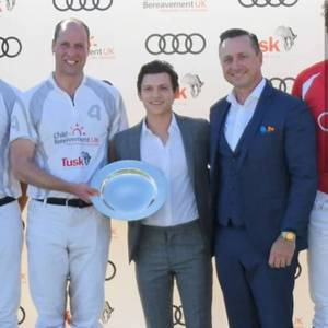 William et Harry - the Audi Polo Challenge at Coworth Park Polo Club , le 30 Juin 2018 _ Suite