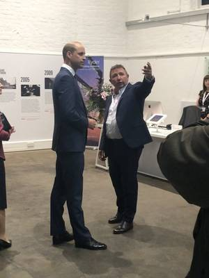 Prince William - The Great Exhibition Of The North , le 07 Septembre 2018 _ Suite